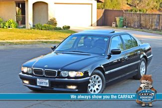 2001 BMW 740i SEDAN AUTOMATIC ONLY 71K ORIGINAL MLS NAVIGAION XENON NEW TIRES Woodland Hills, CA