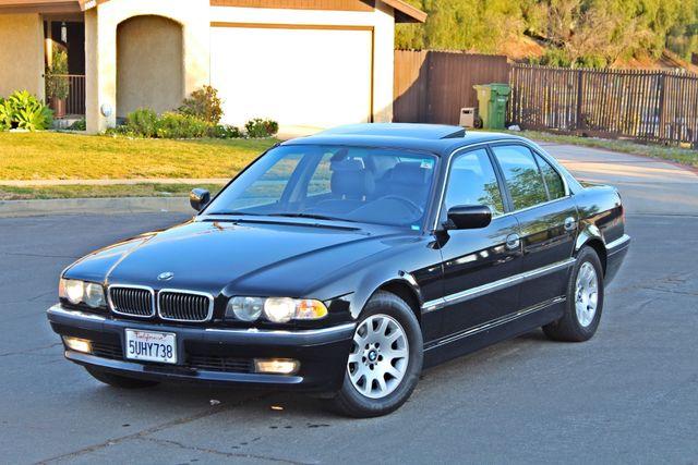 2001 BMW 740i SEDAN AUTOMATIC ONLY 71K ORIGINAL MLS NAVIGAION XENON NEW TIRES Woodland Hills, CA 34