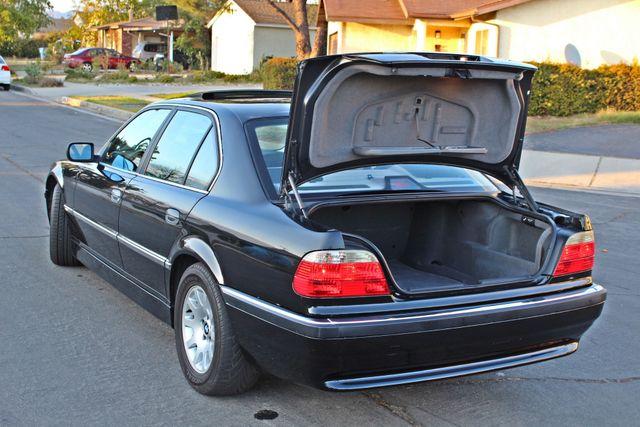 2001 BMW 740i SEDAN AUTOMATIC ONLY 71K ORIGINAL MLS NAVIGAION XENON NEW TIRES Woodland Hills, CA 10