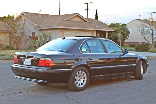 2001 BMW 740i SEDAN AUTOMATIC ONLY 71K ORIGINAL MLS NAVIGAION XENON NEW TIRES Woodland Hills, CA 31