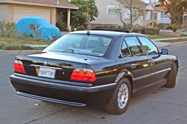 2001 BMW 740i SEDAN AUTOMATIC ONLY 71K ORIGINAL MLS NAVIGAION XENON NEW TIRES Woodland Hills, CA 6