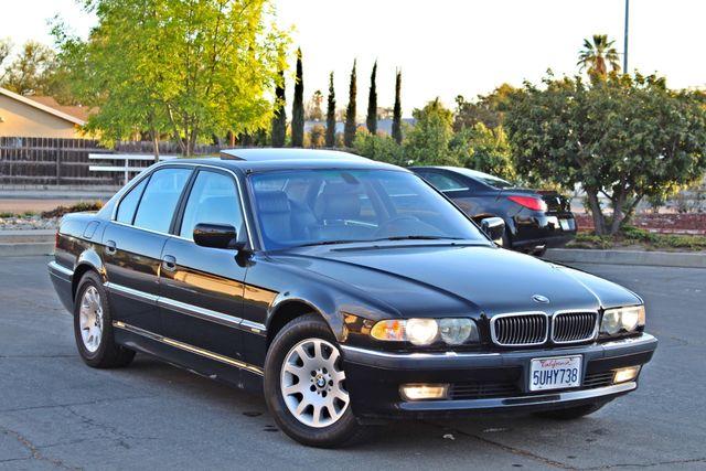 2001 BMW 740i SEDAN AUTOMATIC ONLY 71K ORIGINAL MLS NAVIGAION XENON NEW TIRES Woodland Hills, CA 28