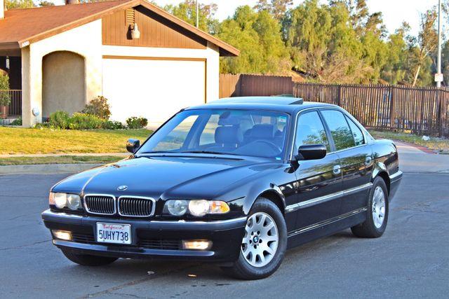 2001 BMW 740i SEDAN AUTOMATIC ONLY 71K ORIGINAL MLS NAVIGAION XENON NEW TIRES Woodland Hills, CA 29