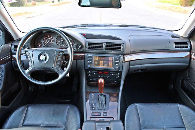 2001 BMW 740i SEDAN AUTOMATIC ONLY 71K ORIGINAL MLS NAVIGAION XENON NEW TIRES Woodland Hills, CA 19