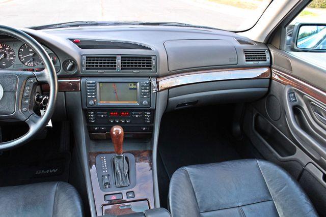 2001 BMW 740i SEDAN AUTOMATIC ONLY 71K ORIGINAL MLS NAVIGAION XENON NEW TIRES Woodland Hills, CA 21