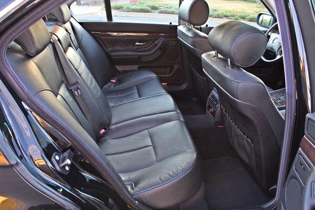 2001 BMW 740i SEDAN AUTOMATIC ONLY 71K ORIGINAL MLS NAVIGAION XENON NEW TIRES Woodland Hills, CA 25