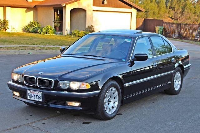 2001 BMW 740i SEDAN AUTOMATIC ONLY 71K ORIGINAL MLS NAVIGAION XENON NEW TIRES Woodland Hills, CA 33