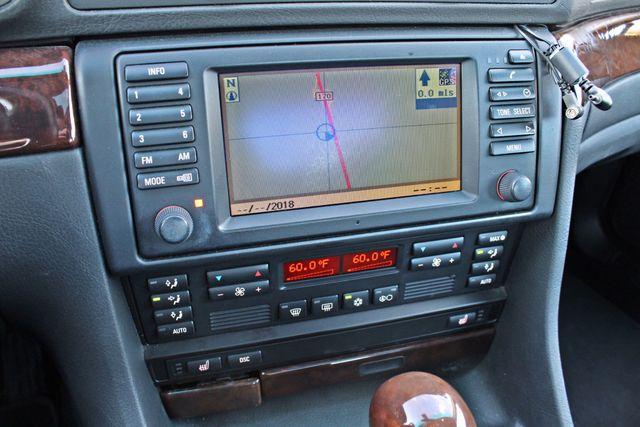 2001 BMW 740i SEDAN AUTOMATIC ONLY 71K ORIGINAL MLS NAVIGAION XENON NEW TIRES Woodland Hills, CA 17