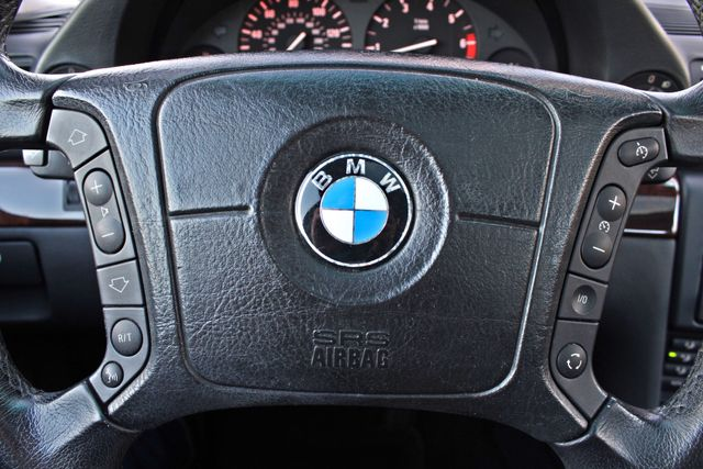 2001 BMW 740i SEDAN AUTOMATIC ONLY 71K ORIGINAL MLS NAVIGAION XENON NEW TIRES Woodland Hills, CA 15