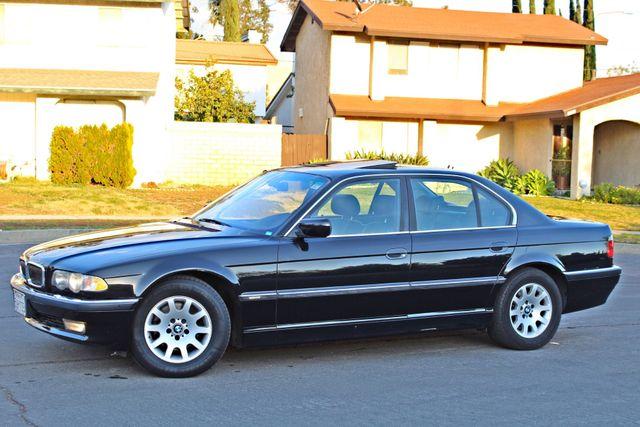 2001 BMW 740i SEDAN AUTOMATIC ONLY 71K ORIGINAL MLS NAVIGAION XENON NEW TIRES Woodland Hills, CA 2