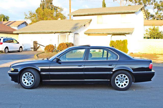 2001 BMW 740i SEDAN AUTOMATIC ONLY 71K ORIGINAL MLS NAVIGAION XENON NEW TIRES Woodland Hills, CA 3