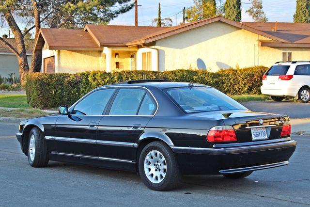 2001 BMW 740i SEDAN AUTOMATIC ONLY 71K ORIGINAL MLS NAVIGAION XENON NEW TIRES Woodland Hills, CA 4
