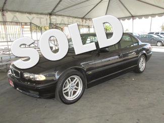 2001 BMW 740iL Gardena, California