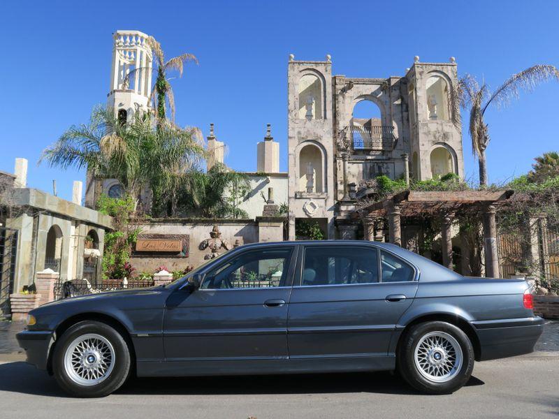 2001 BMW 740iL  in Houston Texas