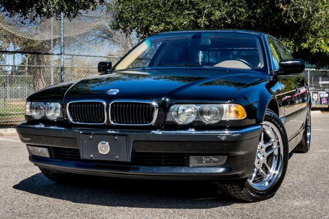 2001 BMW 740iL Reseda, CA 2