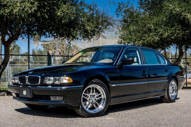 2001 BMW 740iL Reseda, CA 1