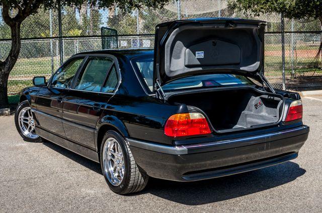 2001 BMW 740iL Reseda, CA 9