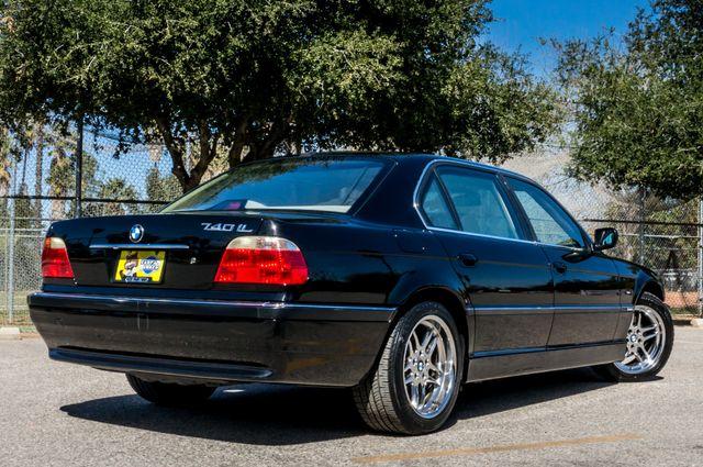 2001 BMW 740iL Reseda, CA 8