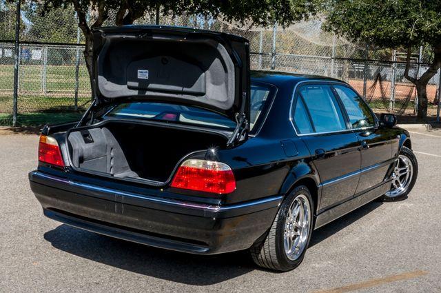 2001 BMW 740iL Reseda, CA 10