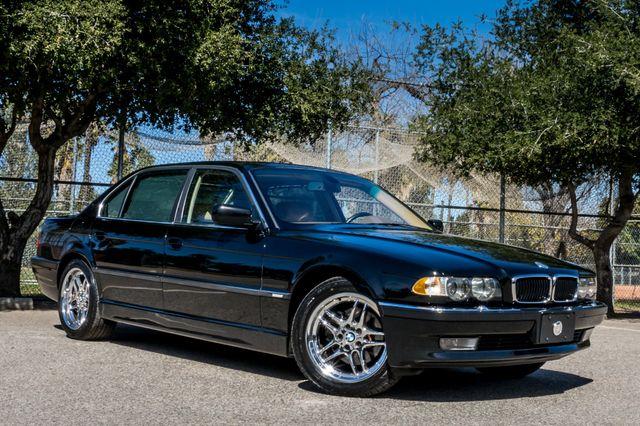 2001 BMW 740iL Reseda, CA 3