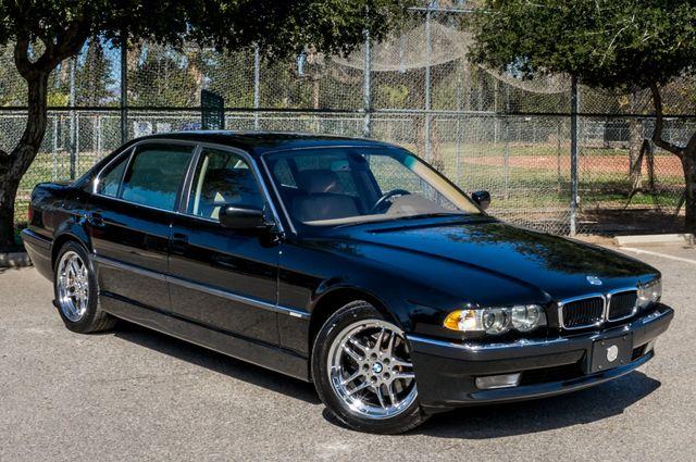 2001 BMW 740iL Reseda, CA 45