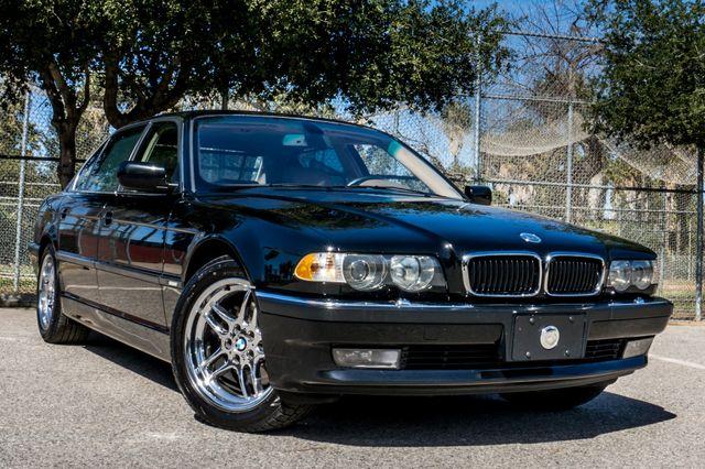 2001 BMW 740iL Reseda, CA 44