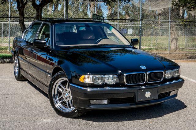 2001 BMW 740iL Reseda, CA 43