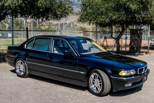 2001 BMW 740iL Reseda, CA 46