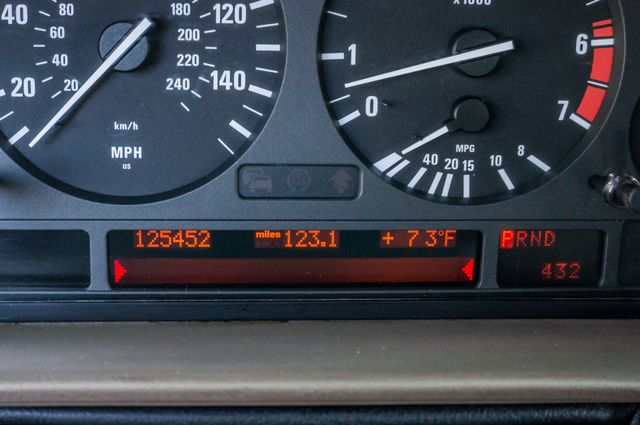 2001 BMW 740iL Reseda, CA 15