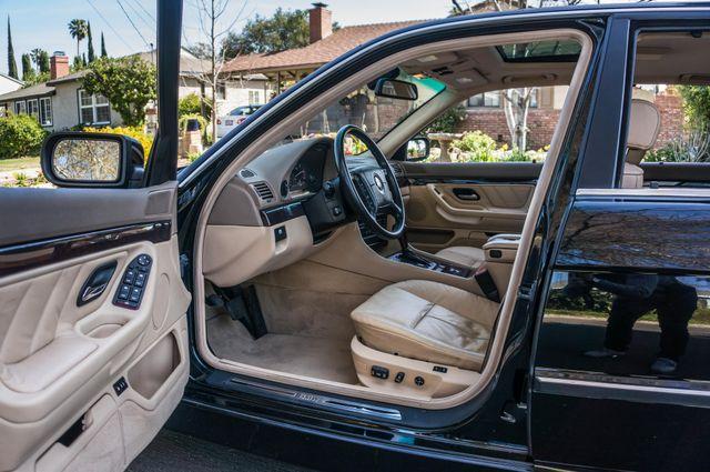 2001 BMW 740iL Reseda, CA 12