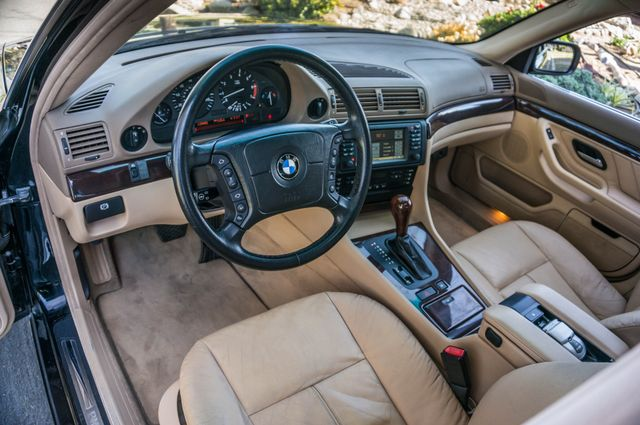 2001 BMW 740iL Reseda, CA 13