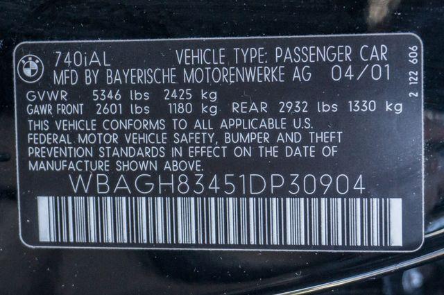 2001 BMW 740iL Reseda, CA 40