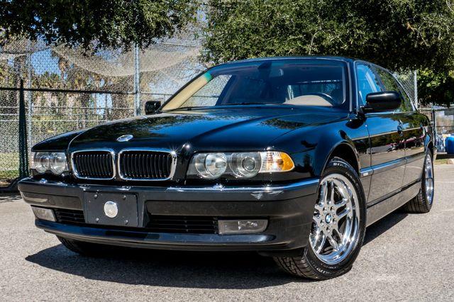 2001 BMW 740iL Reseda, CA 41