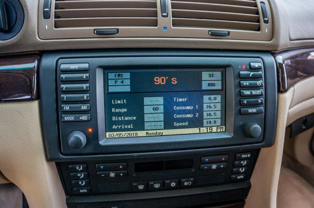 2001 BMW 740iL Reseda, CA 24