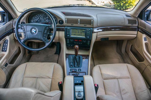 2001 BMW 740iL Reseda, CA 16