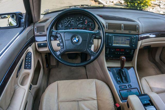 2001 BMW 740iL Reseda, CA 17
