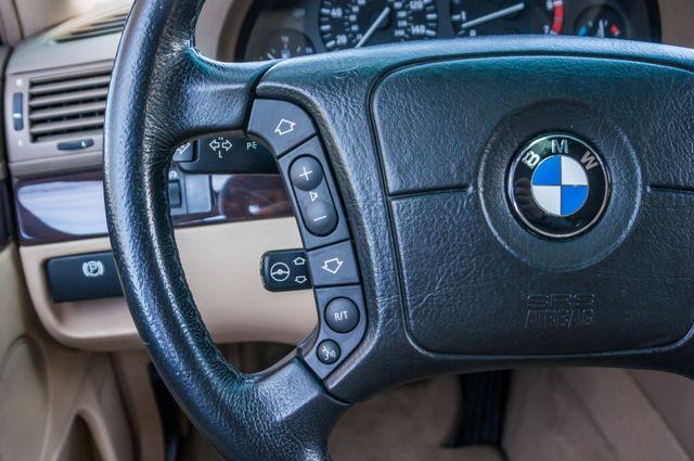 2001 BMW 740iL Reseda, CA 18
