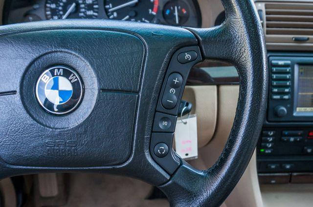 2001 BMW 740iL Reseda, CA 19
