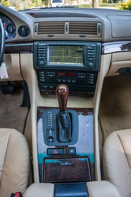 2001 BMW 740iL Reseda, CA 21