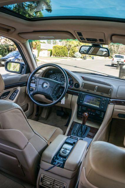 2001 BMW 740iL Reseda, CA 36