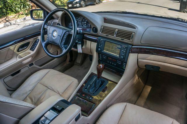 2001 BMW 740iL Reseda, CA 33