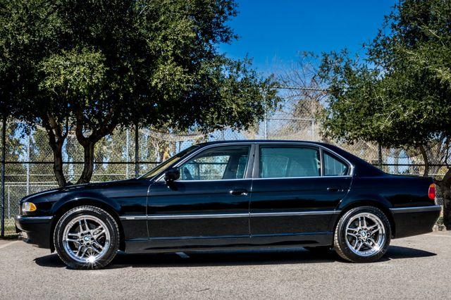 2001 BMW 740iL Reseda, CA 4
