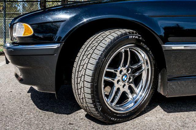 2001 BMW 740iL Reseda, CA 11