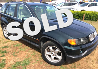 2001 Bmw-Leather!! Low Miles!! X5-BUY HERE PAY HERE ! CARMARTSOUTH.COM Knoxville, Tennessee
