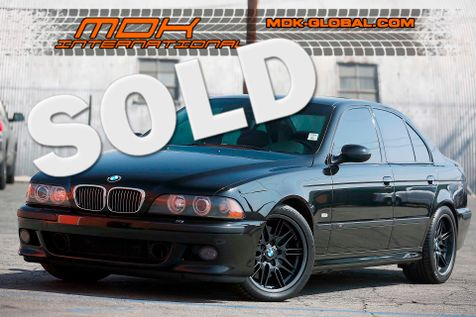 2001 BMW M Models M5 - M Sound - well sorted!!! in Los Angeles