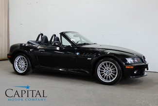2001 BMW Z3 3.0i Roadster w/Power Convertible Top, in Eau Claire, Wisconsin