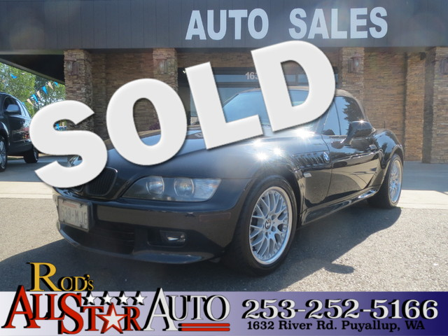 2001 BMW Z3 30i Get ready for summer with this COOL convertible Spend this summer cruising aroun