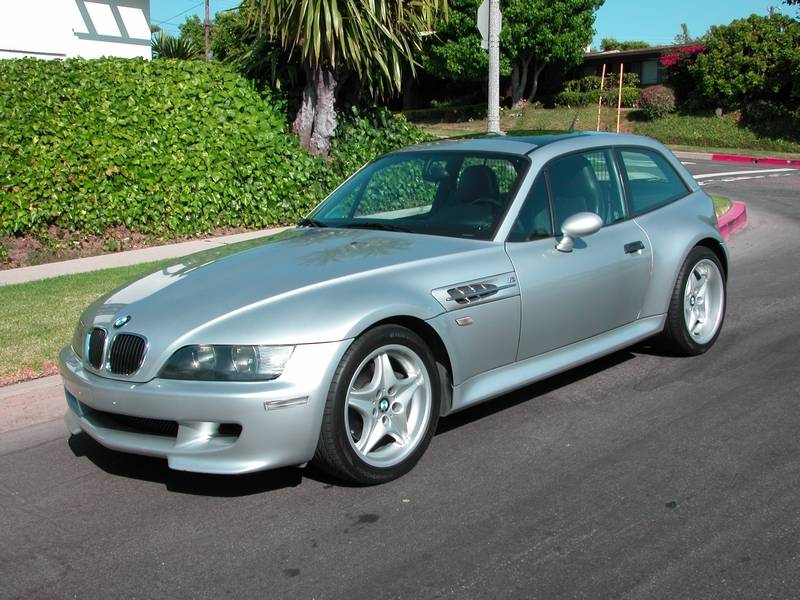 Image Gallery Mz3 Coupe 2001