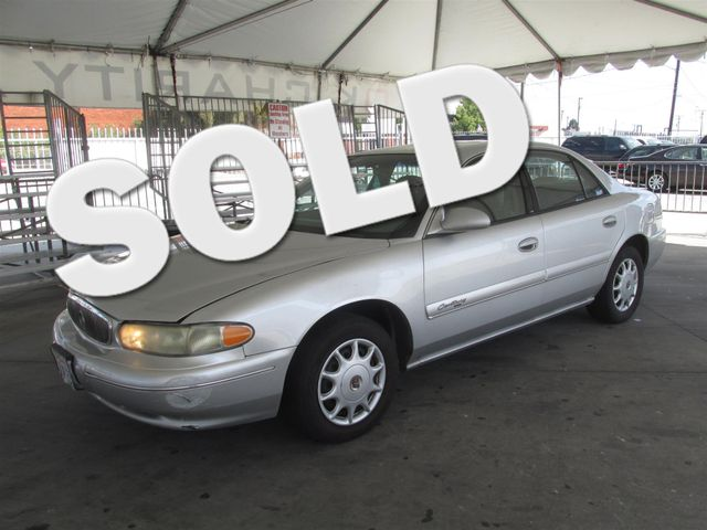 2001 Buick Century Custom Please call or e-mail to check availability All of our vehicles are a