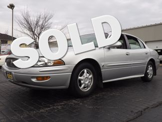 2001 Buick LeSabre Custom Leather Like New | Champaign, Illinois | The Auto Mall of Champaign in  Illinois